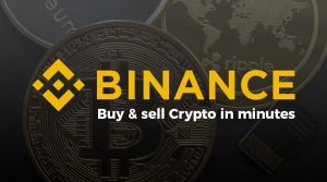 Портфейл на Binance IoS