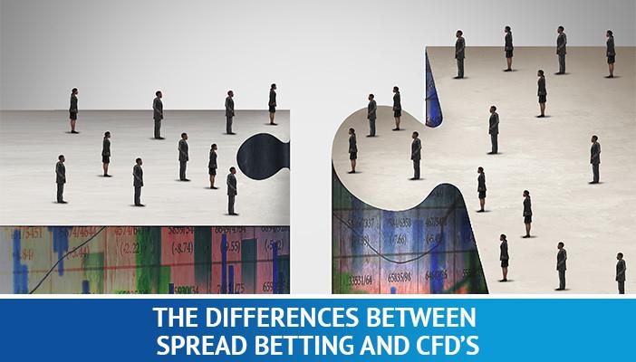 Perbezaan Antara Pertaruhan Spread dan Perdagangan CFD